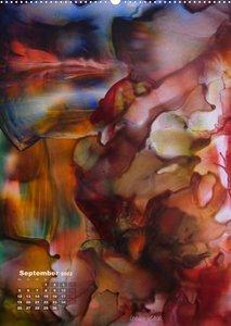 Kunstkalender 2022 - Zauber der Malerei (Wandkalender 2022 DIN A2 hoch)