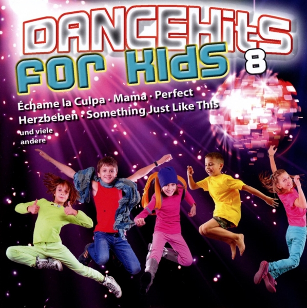 Dancehits For Kids (Vol.8)