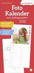 Fotokalender zum Selbstgestalten 2022