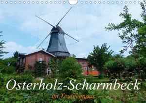 Osterholz-Scharmbeck im Teufelsmoor (Wandkalender 2021 DIN A4 qu