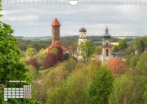 Der Osten, Landschaften und Bauwerke (Wandkalender 2022 DIN A4 quer)