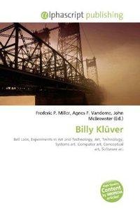 Billy Klüver