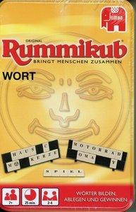 Original Rummikub WORT Kompakt in Metalldose