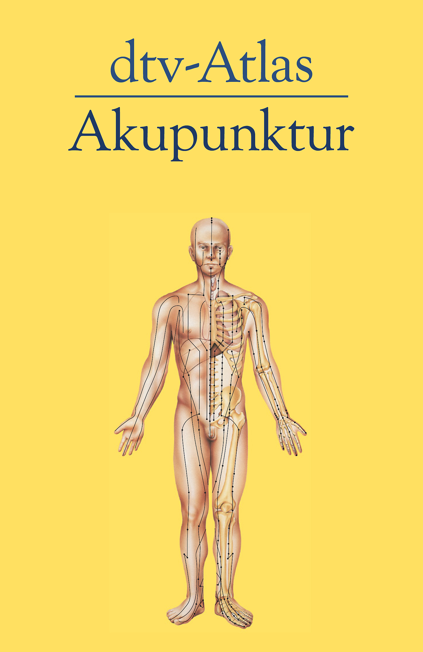 dtv - Atlas Akupunktur