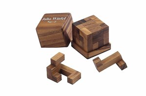 Philos 6240 - Juha-Würfel 2, mit 5 Puzzle Teilen
