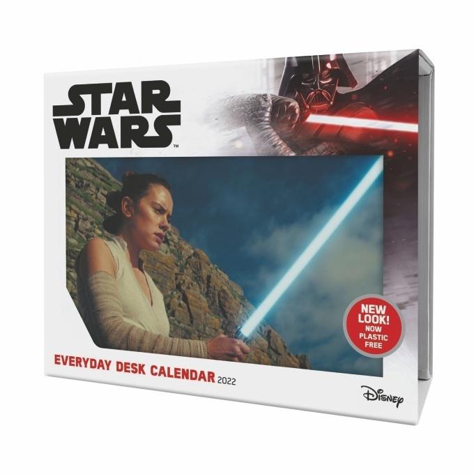Star Wars Tagesabreißkalender 2022
