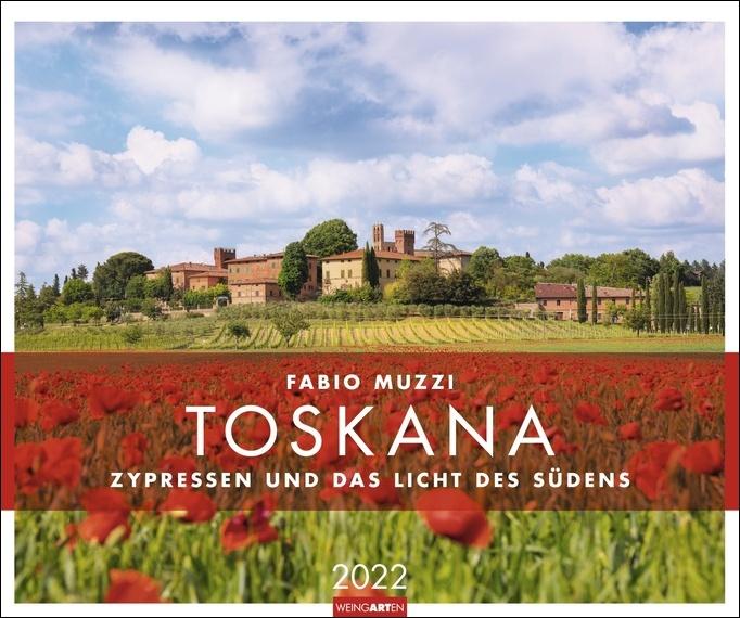 Toskana Kalender 2022