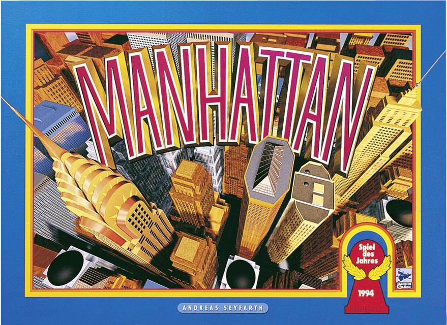 Schmidt Spiele 48105 - Manhattan
