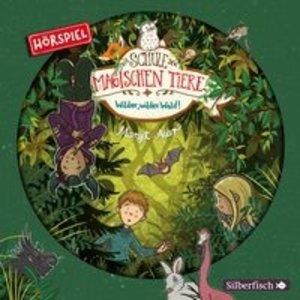 Die Schule der magischen Tiere - Hörspiele 11: Wilder, wilder Wa