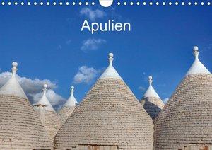 Apulien (Wandkalender 2021 DIN A4 quer)