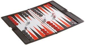 Philos 6530 - Backgammon Reisespiel, magnetisch