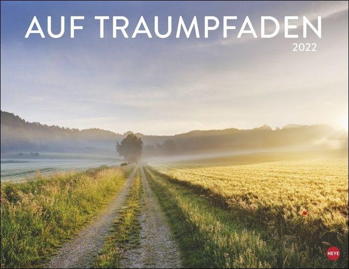 Auf Traumpfaden Kalender 2022