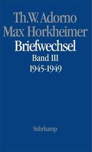 Briefwechsel 1927-1969. Bd.3