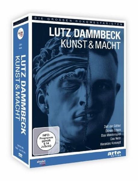 Lutz Dammbeck: Kunst und Macht