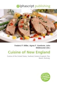 Cuisine of New England