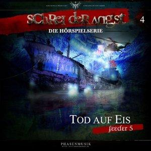 Tod auf Eis - Feeder, 1 Audio-CD