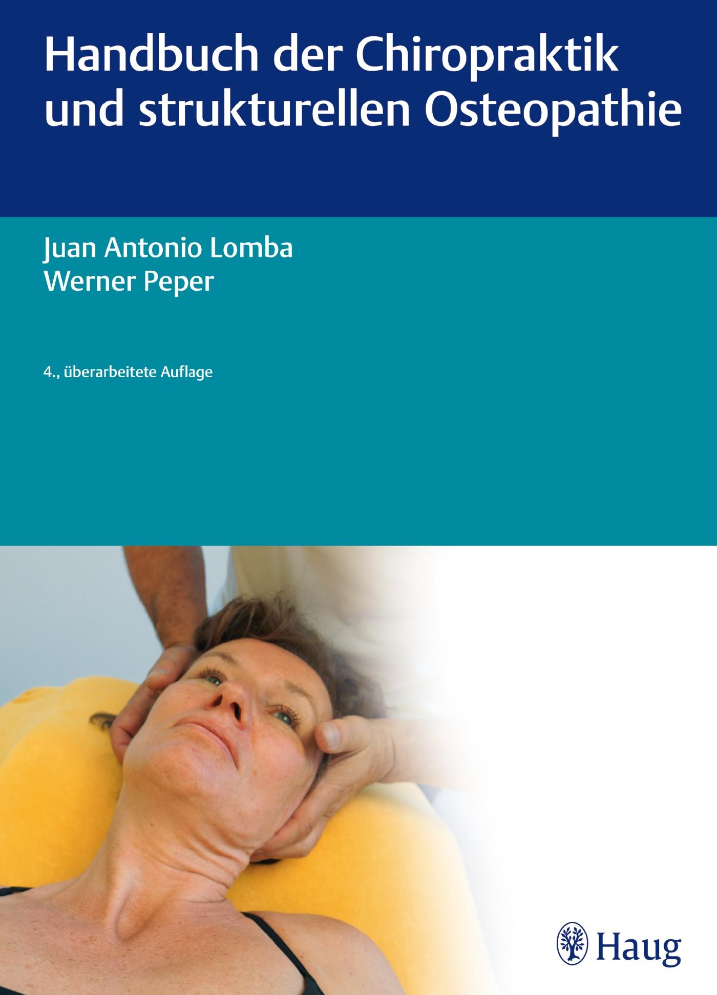 Handbuch der Chiropraktik und strukturellen Osteopathie
