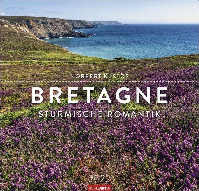 Bretagne Kalender 2022