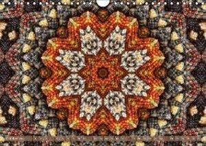 Rainbow Corn Kaleidoscope (Wall Calendar 2015 DIN A4 Landscape)