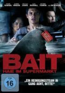 Bait-Haie im Supermarkt 3D