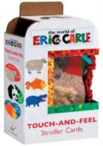 The World of Eric Carle Touch-And-Feel Stroller Cards