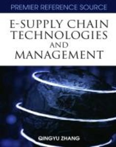 E-Supply Chain Technologies and Management