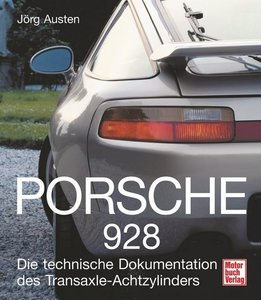 Austen, J: Porsche 928