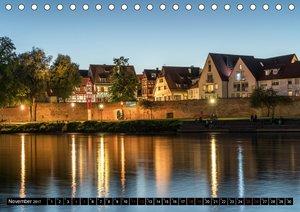 Ulm (Tischkalender 2017 DIN A5 quer)