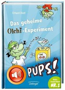 Das geheime Olchi-Experiment (mit Sound)