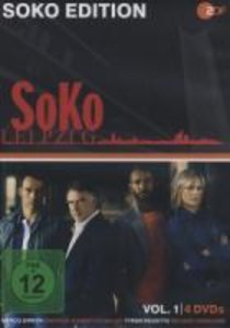 Soko Edition - Soko Leipzig, Vol. 1