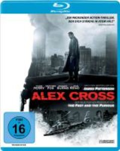 Alex Cross-Blu-ray Disc