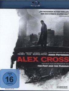 Alex Cross-Blu-ray Disc