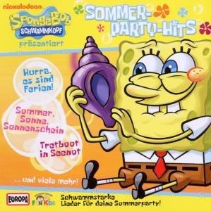 2/Sponge Bob präsentiert-Sommer-Party-Hits