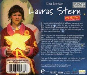 Lauras Stern-Das Musical (Alle Lieder)