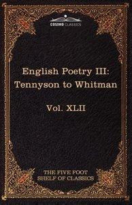 English Poetry III