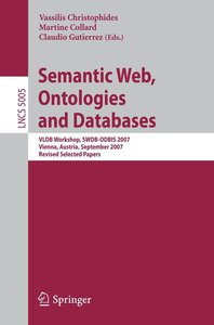 Semantic Web, Ontologies and Databases