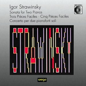 Sonata for Two Pianos/Trois Pieces Faciles/Cin