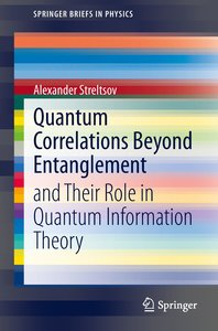 Quantum Correlations Beyond Entanglement and Their Role in Quant