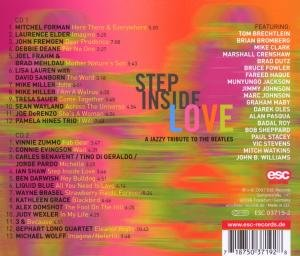 Step Inside Love-Tribute To The Beatles