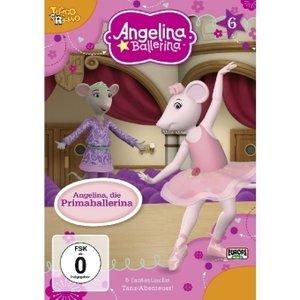 Angelina Ballerina 06. Angelina, die Primaballerina