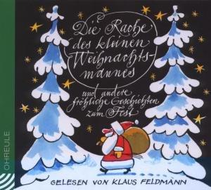 Die Rache des kleinen Weihnachtsmannes. CD