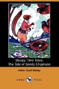 The Tale of Sandy Chipmunk