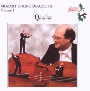 Streichquartette Vol.1