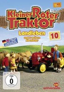 Kleiner Roter Traktor 10 - Landleben und 5 weitere