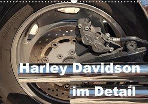 Harley Davidson im Detail