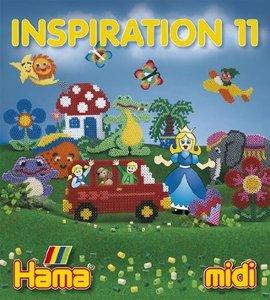 HAMA 399-11 - Vorlagenheft: Inspiration Heft Nr. 11