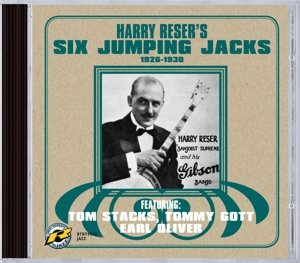The Six Jumping Jacks 1926-1930