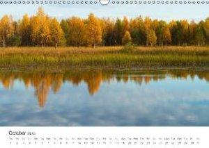 Finland nature 2015 (Wall Calendar 2015 DIN A3 Landscape)