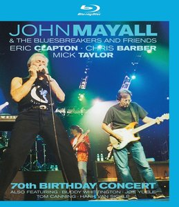 The 70th Birthday Concert (Bluray)