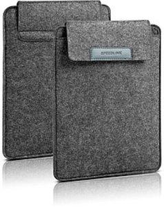 Speedlink BELUNY Felt Sleeve, Tablet-Tasche, 10 inch, grau/grau